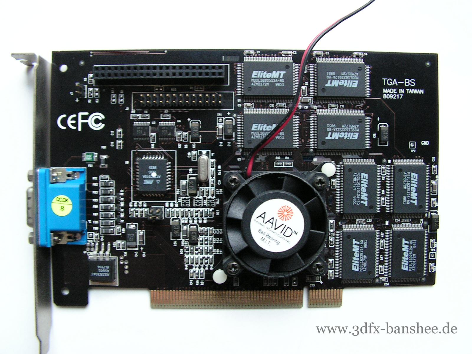 Skywell Magic TwinPower PCI - Front